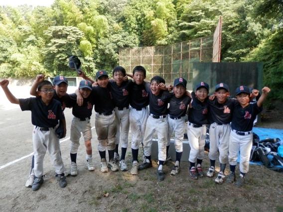 6年リーグ1戦目勝ちました(*^^)v